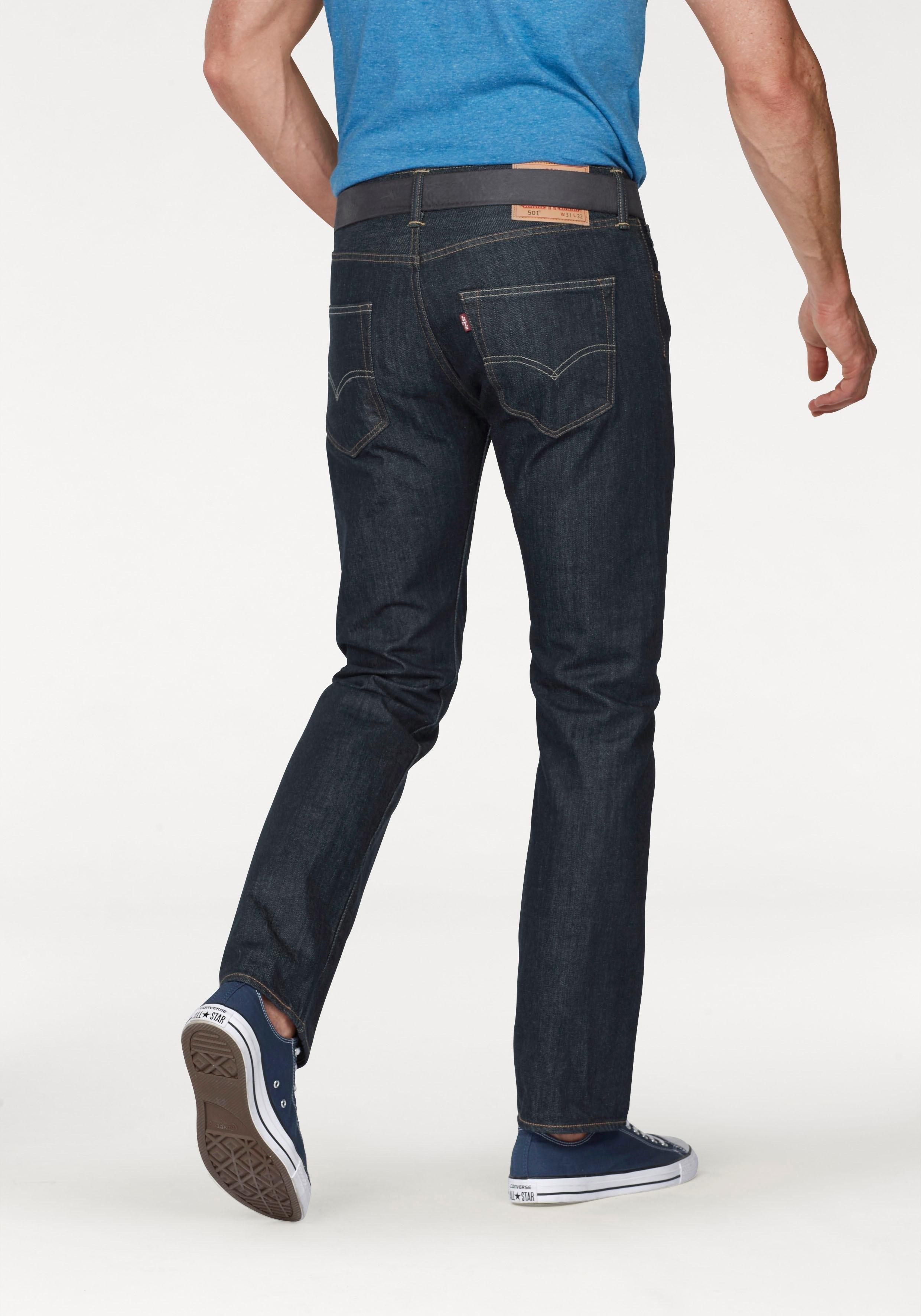 Levi's straight jeans 501® - verschillende betaalmethodes