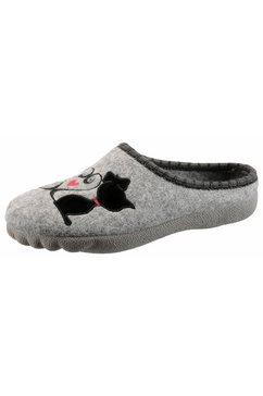 maybe pantoffels grijs