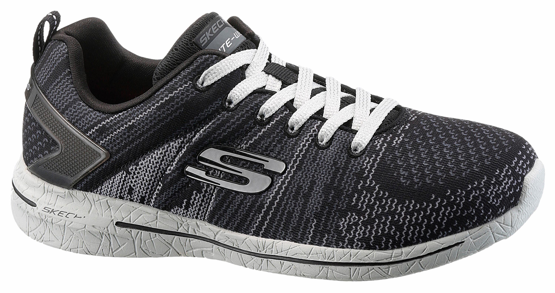 skechers sneakers »burst 2.0« zwart