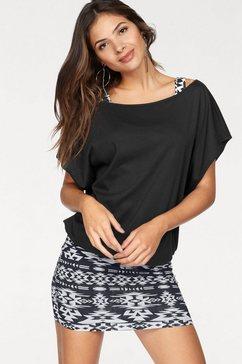 ajc 2-in-1-jurk zwart