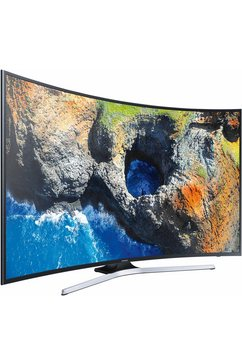 UE55MU6279 Curved LED-TV (138 cm / 55 inch, UHD/4K, Smart TV)