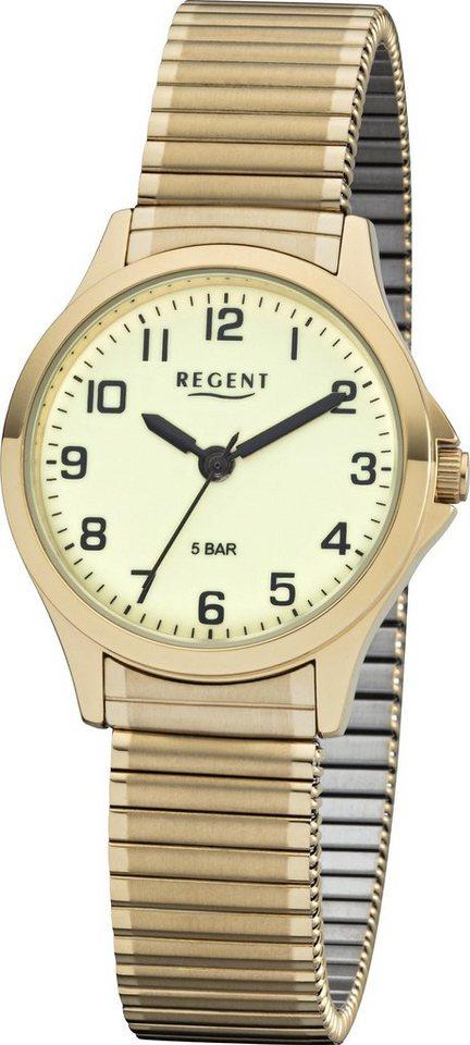 Regent kwartshorloge »12300090«