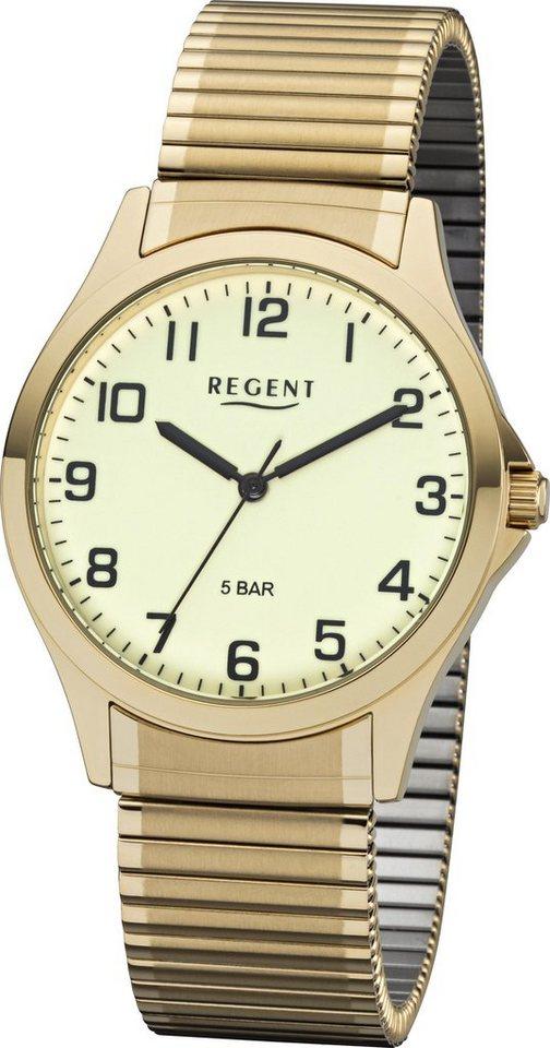 Regent kwartshorloge »11300029«