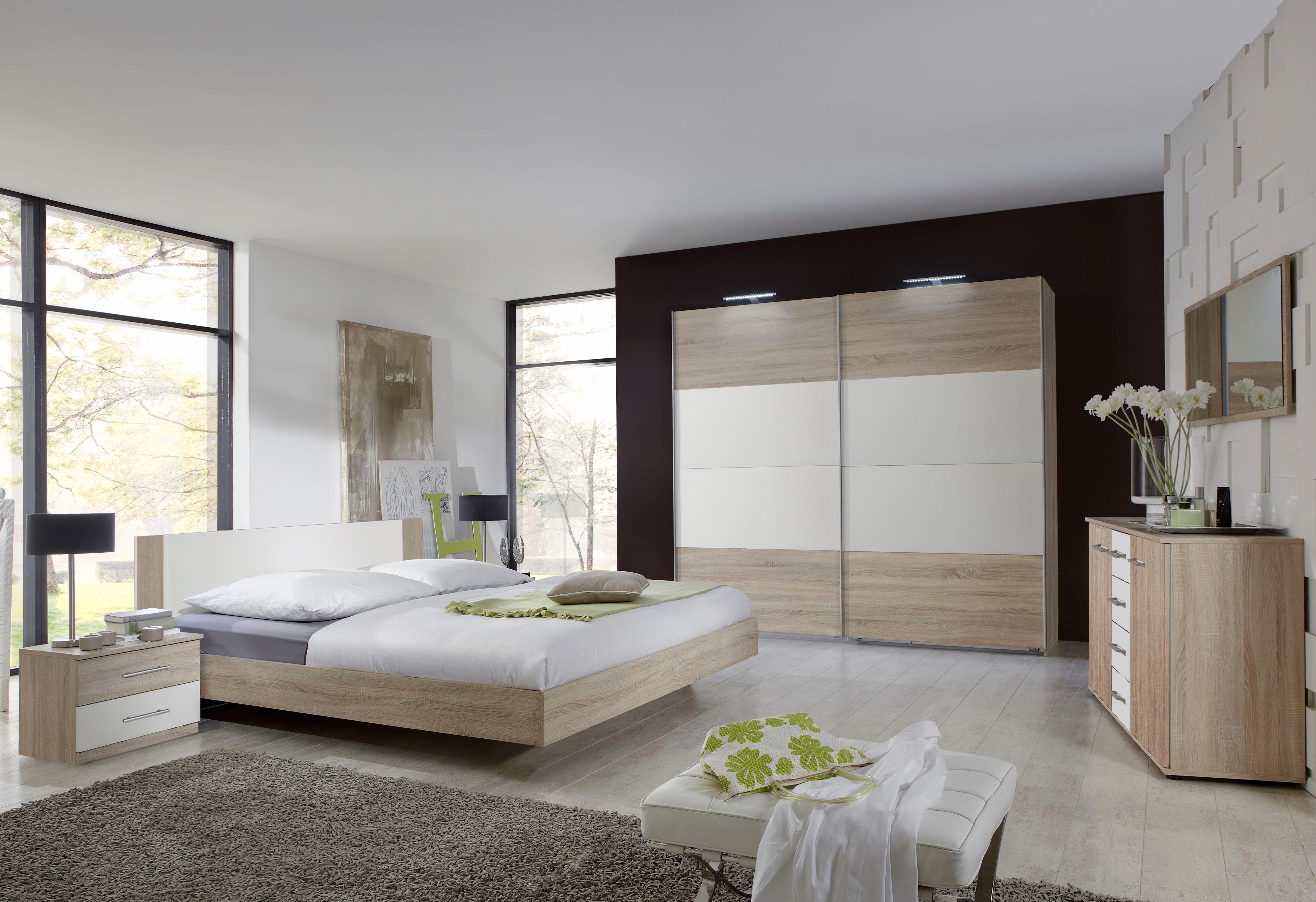 Slaapkamer Franziska in 4-delige set makkelijk besteld | OTTO