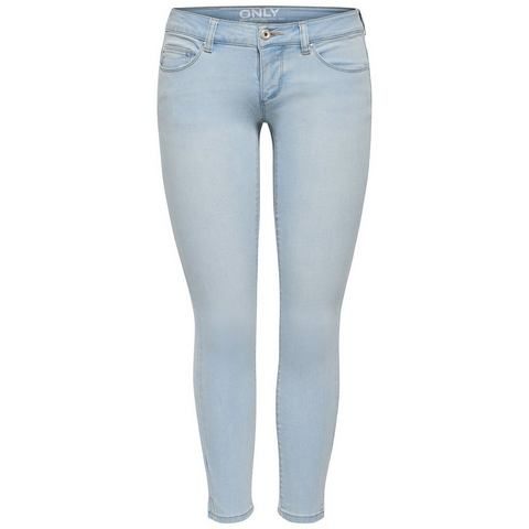 Only Coral superlow ankle Skinny jeans