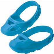 big schoenbeschermers voor kinderen »shoe care, blauw« blauw