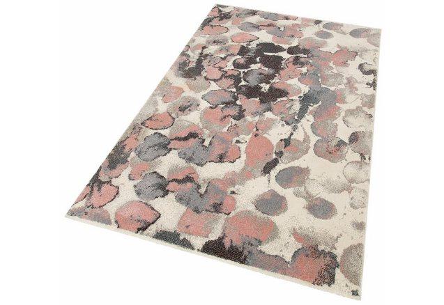vloerkleed sakura guido maria kretschmer home living rechthoekig hoogte 13 mm makkelijk. Black Bedroom Furniture Sets. Home Design Ideas