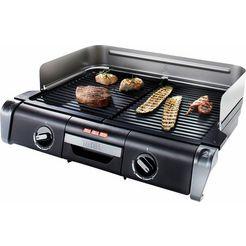 tefal bbq-grill family tg8000 zwart