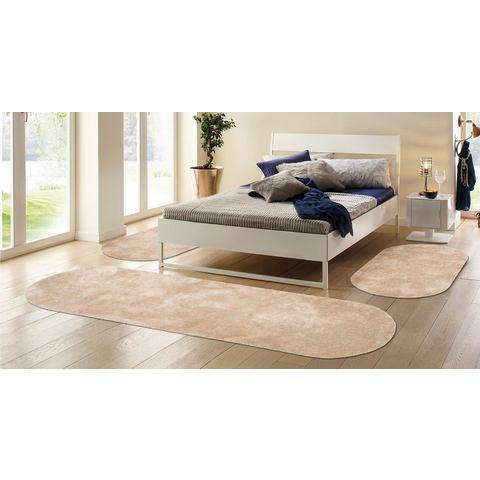 Hoogpolige slaapkamerset 3-dlg., Bruno Banani, Dana, hoogte 30 mm, getuft