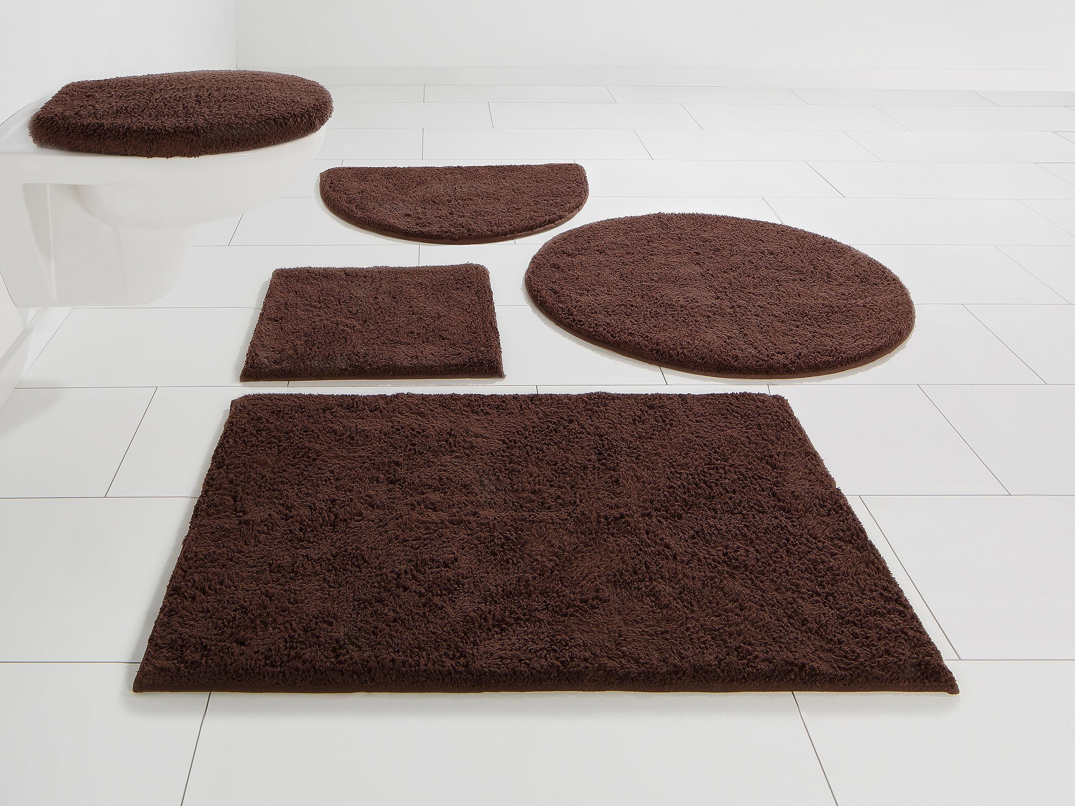 Home affaire Badmat »Maren«, hoogte 15 mm, met antislip-coating, geschikt voor vloerverwarming veilig op otto.nl kopen