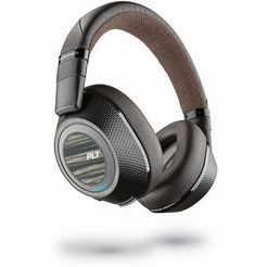 plantronics headset »backbeat pro 2« zwart