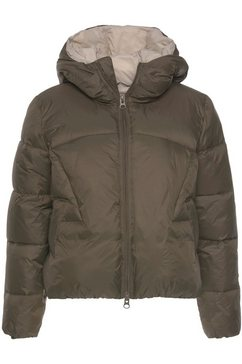 herrlicher functioneel jack ennie jacket groen