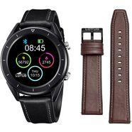 lotus smartime, 50009-1 smartwatch zwart
