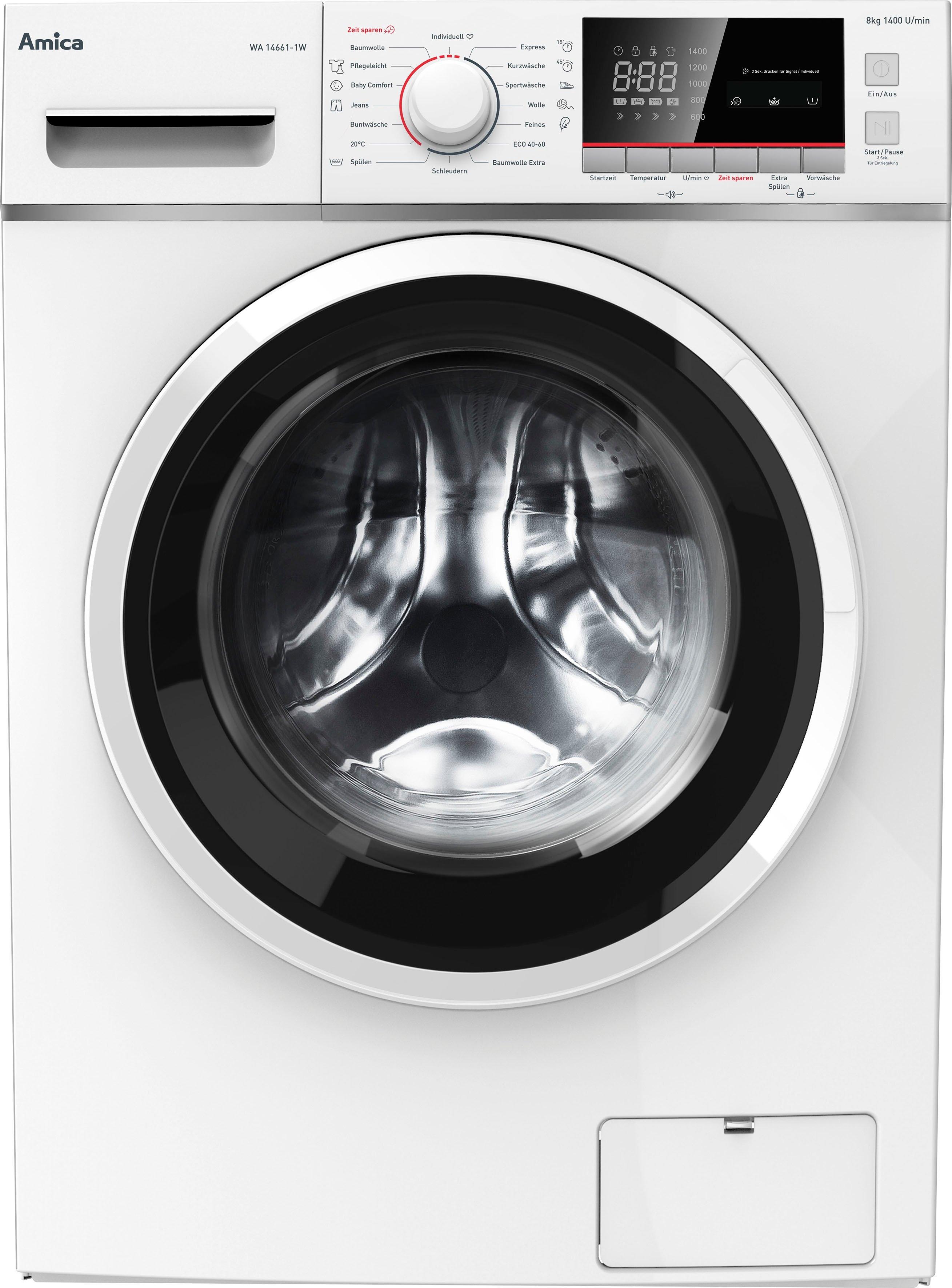 Amica »WA 14661 W« wasmachine bij OTTO online kopen