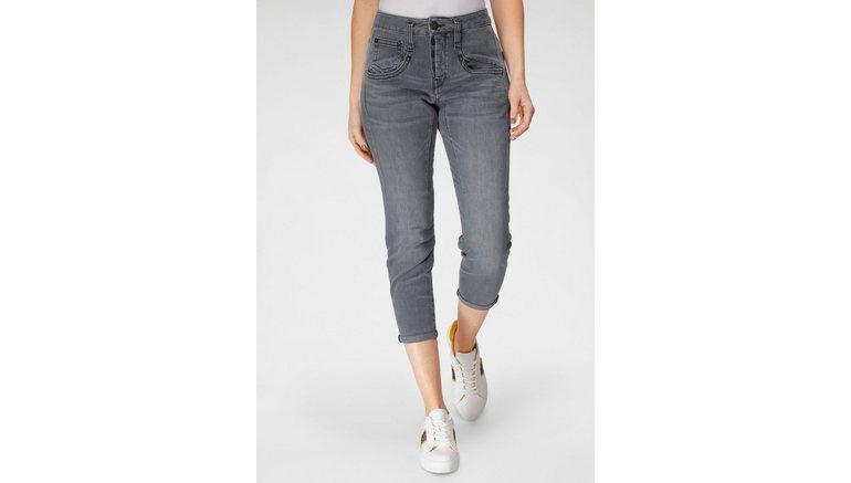 Herrlicher 7/8 jeans SHYRA CROPPED in vriendjesstijl