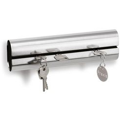 blomus sleutelkastje »schluesselbord -tewo-« zilver