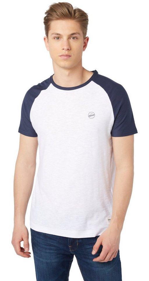 - TOM TAILOR DENIM T - shirt tweekleurig T - shirt