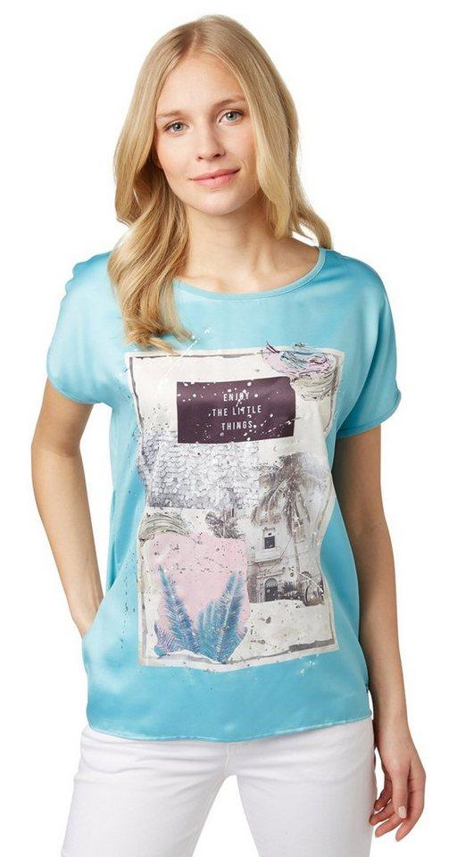 - NU 21% KORTING TOM TAILOR T - shirt T - shirt met fotoprint