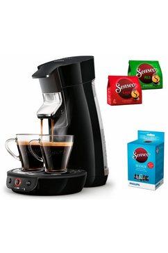 Philips SENSEO® koffiepadautomaat Viva Café HD7829/60, zwart