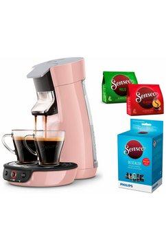 Philips SENSEO® koffiepadautomaat Viva Café HD7829/30, roze