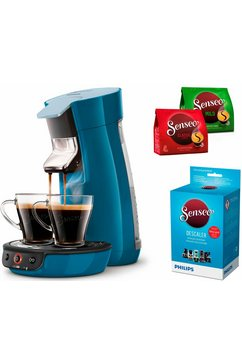 Philips SENSEO® koffiepadautomaat Viva Café HD7829/70, blauw