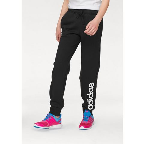 ADIDAS PERFORMANCE joggingbroek »ESSENTIALS LINEAR PANT«