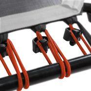 sportplus bungee-touwen voor fitnesstrampoline, »sp-t-110-br - sp-t-110-bs« rood
