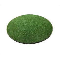 living line kunstgras madeira premium kunstgras-vloerkleed, slijtvast, weerbestendig, geschikt voor binnen en buiten groen