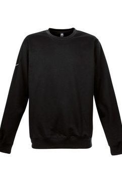 Sweat-Shirt »met gestikte vleugels op de mouw«