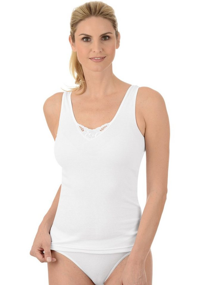 TRIGEMA Onderhemd met schouderbandjes »Onderhemd met schouderbandjes«