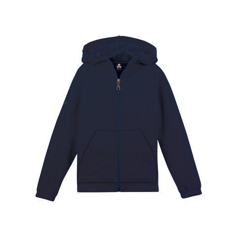 TRIGEMA Jasje met capuchon »Fleece van 100% polyester«