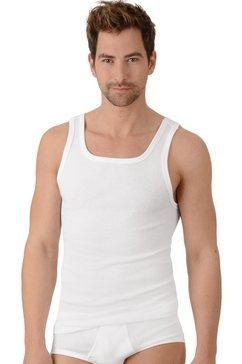 trigema heren onderhemd bio katoen »100% bio-katoen« wit