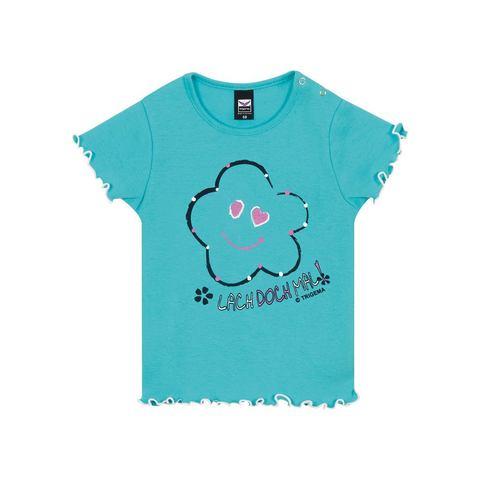 TRIGEMA T-shirt Smiley