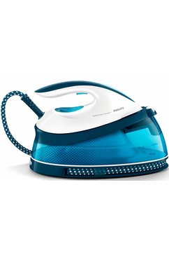 stoomstrijksysteem GC7803/20 PerfectCare Compact, SteamGlide-strijkzool, 2400 W