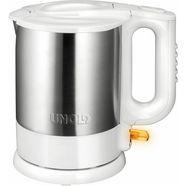 unold waterkoker, 18010, 1,5 liter, 2200 watt wit