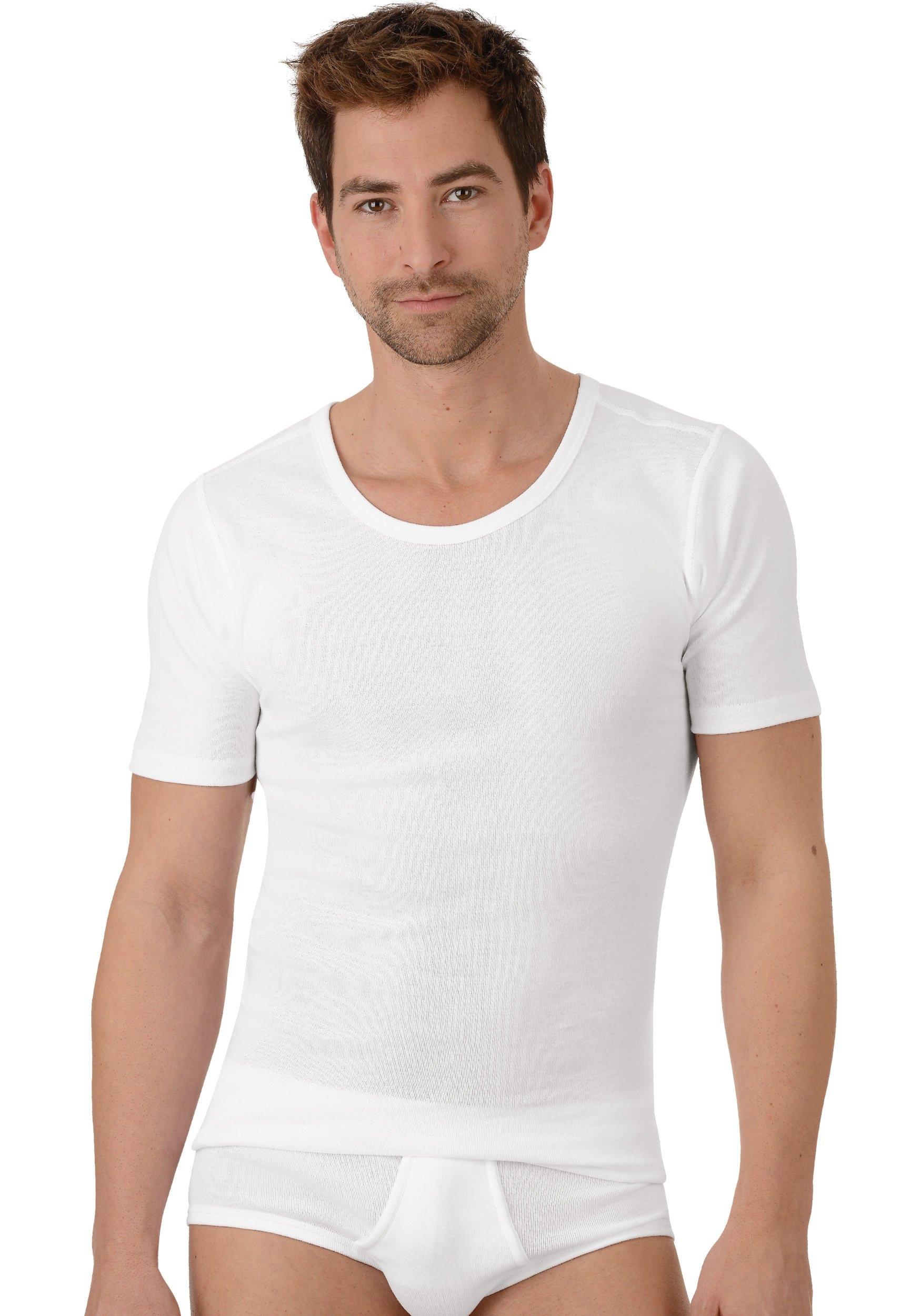 Trigema Heren onderhemd met half mouw - gratis ruilen op otto.nl