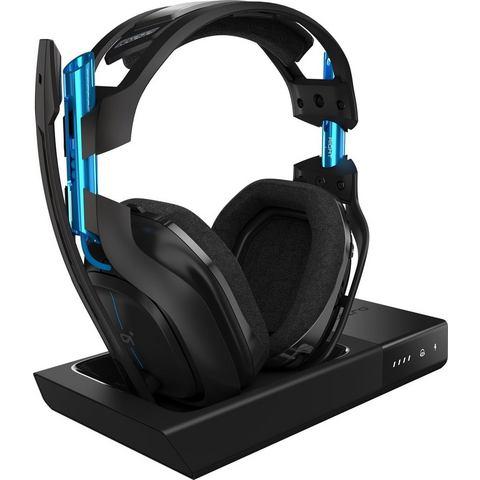 ASTRO gaming-headsetA50 voor PS4 en PC
