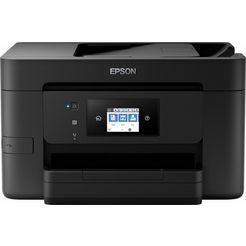 epson »workforce pro wf-4720dwf« all-in-oneprinter zwart