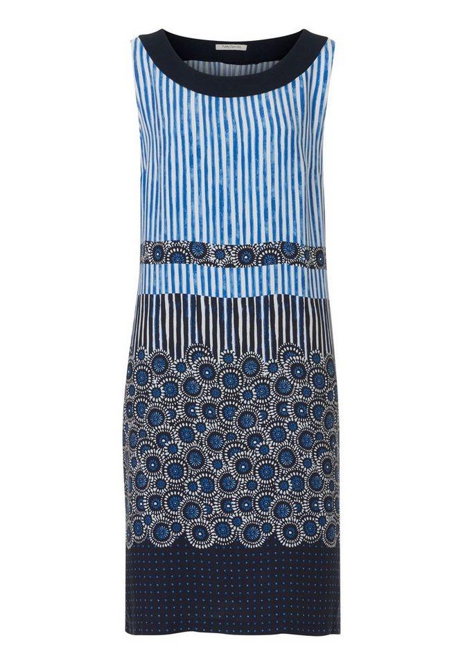 Betty Barclay zomerse jurk blauw