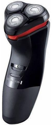 Rotatiescheerapparaat Remington Zwart, Rood