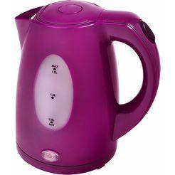 efbe-schott waterkoker sc wk 5010, 1,5 liter, 2200 w, purper paars