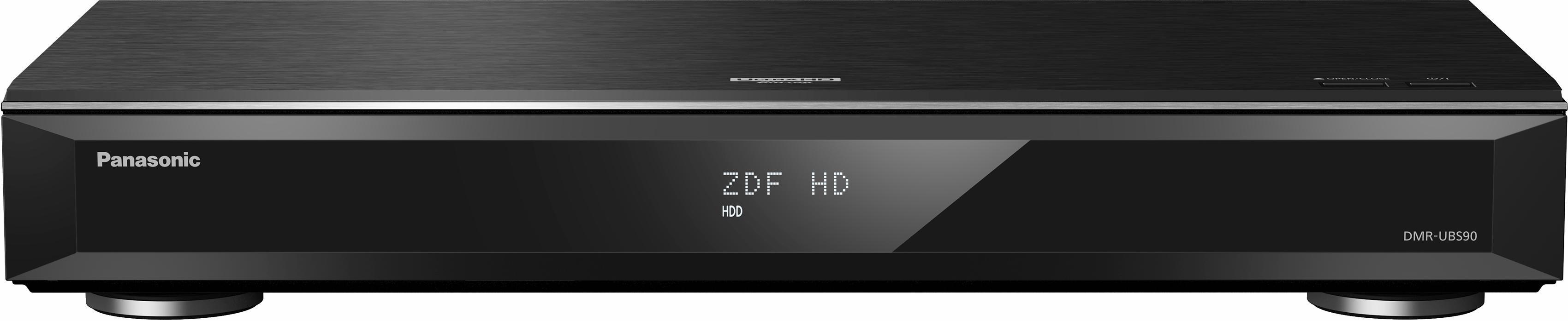 Panasonic DMR-UBS90EGK UHD blu-ray-recorder met twin DVB-S-tuner in de webshop van OTTO kopen