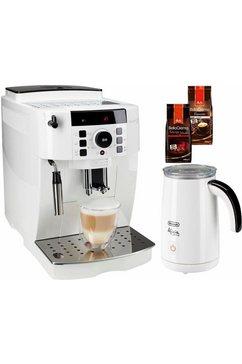 volautomatisch koffiezetapparaat ECAM 21.118.W, met melkopschuimer, wit