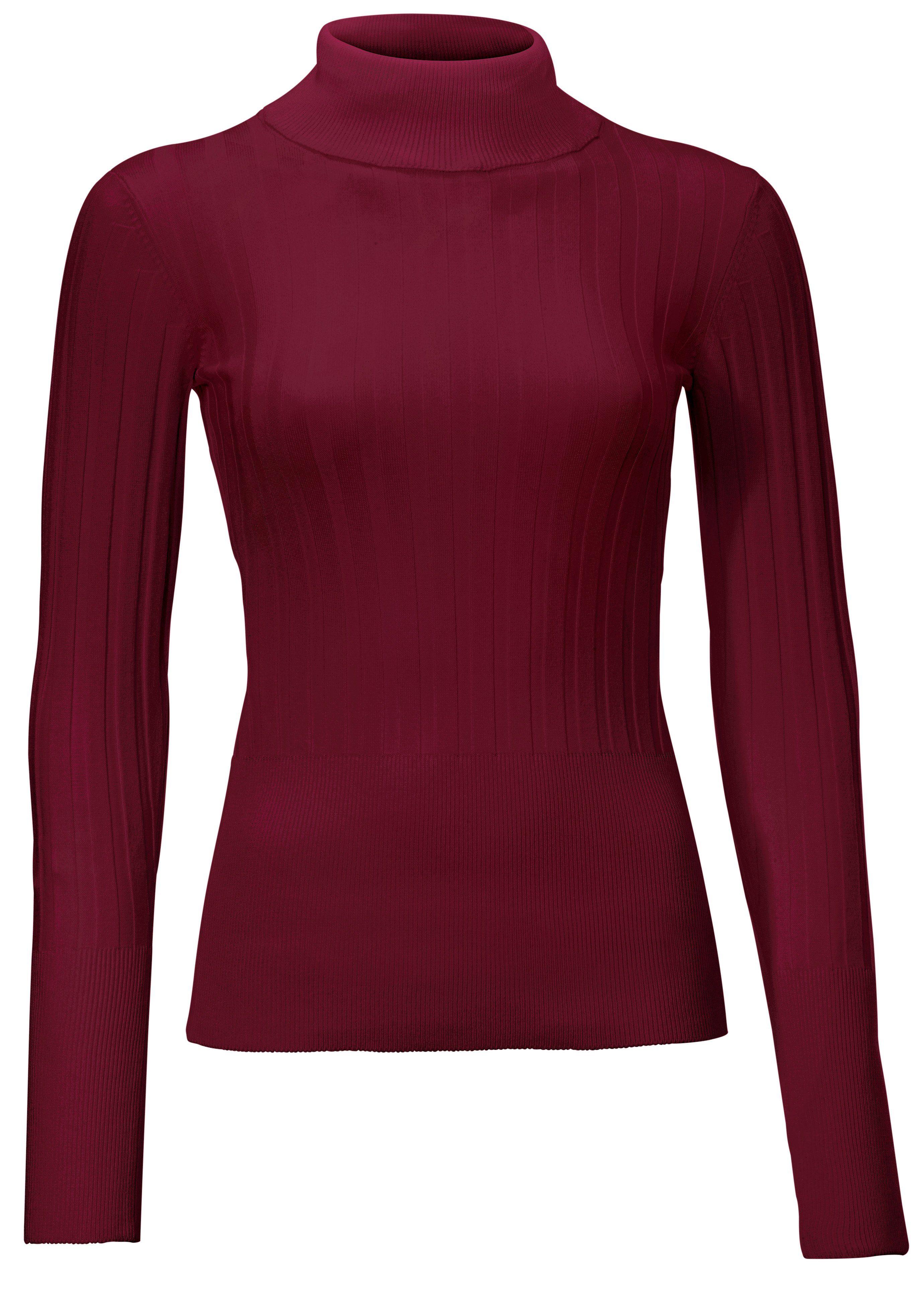 ... Pullover met V-hals, Fijngebreide pullover, Only gestreepte trui »AYA«,  Vero Moda trui met V-hals »LEX SUN«