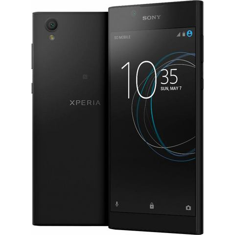 SONY Xperia L1 smartphone, 14 cm (5,5 inch) display, LTE (4G), Android 7.0 (noga), 13,0 megapixel