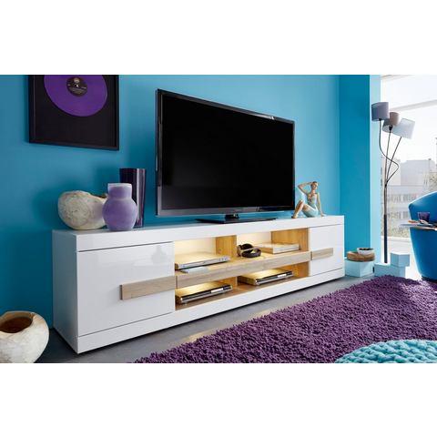 TV-meubel Ultra, breedte 200 cm