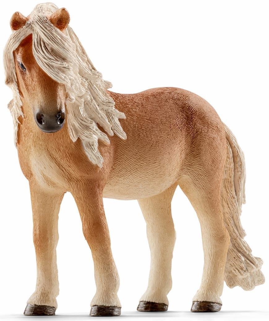 Schleich speelfiguur Horse Club, IJsland pony merrie (13790) veilig op otto.nl kopen