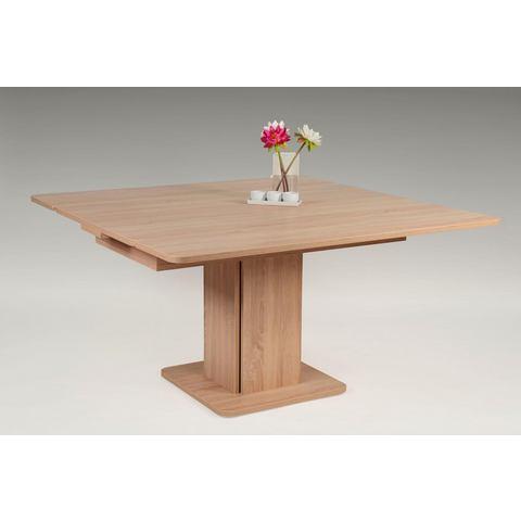 Eettafel op zuil, breedte 140 cm