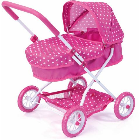 BAYER DESIGN poppenwagen, »Smarty, pink«