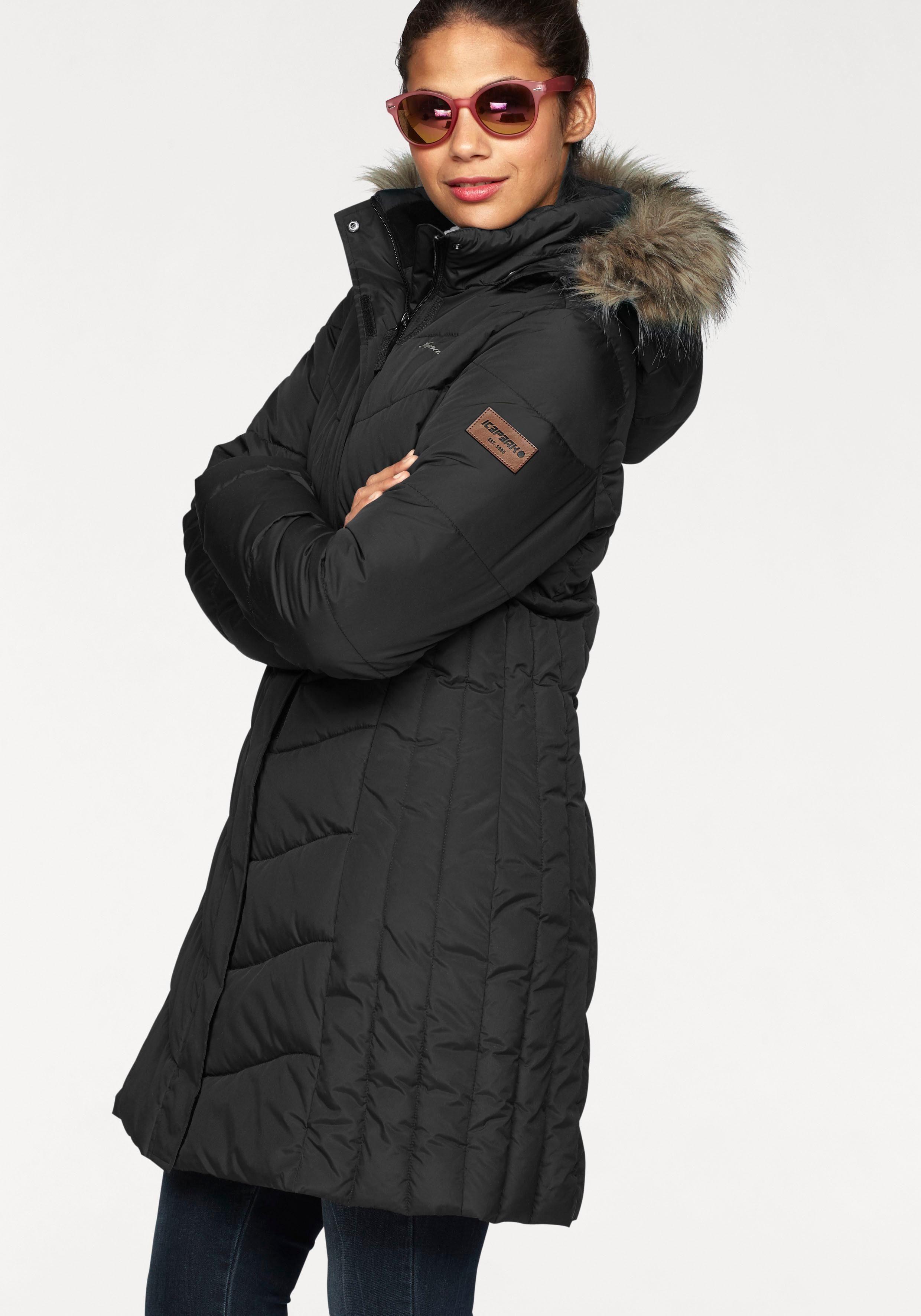 Icepeak gewatteerde jas »AVERY« in de online winkel | OTTO